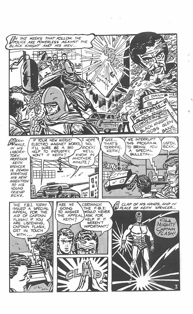 Read online Golden-Age Men of Mystery comic -  Issue #4 - 5