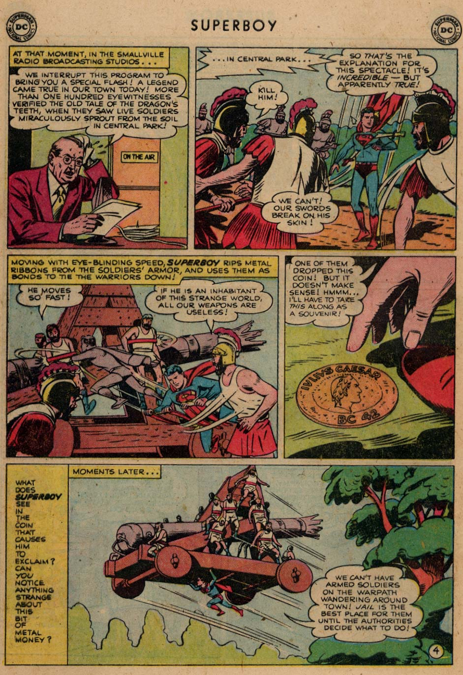Superboy (1949) issue 20 - Page 31