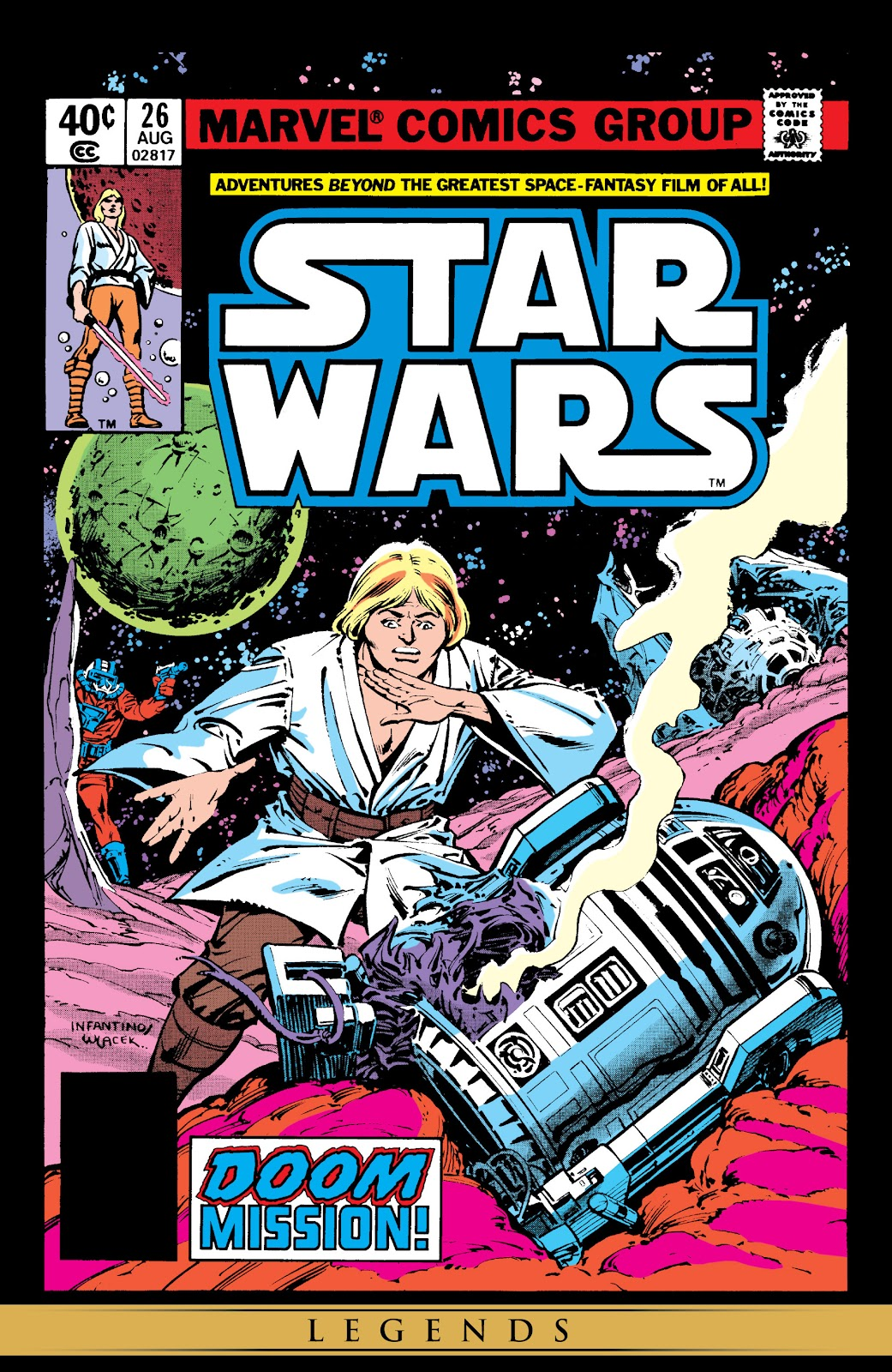 Read online Star Wars Legends: The Original Marvel Years - Epic Collection comic -  Issue # TPB 2 (Part 1) - 42