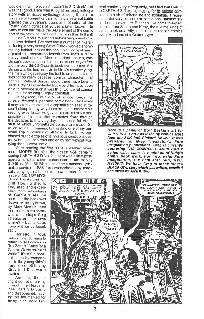 Read online Golden-Age Men of Mystery comic -  Issue #15 - 5