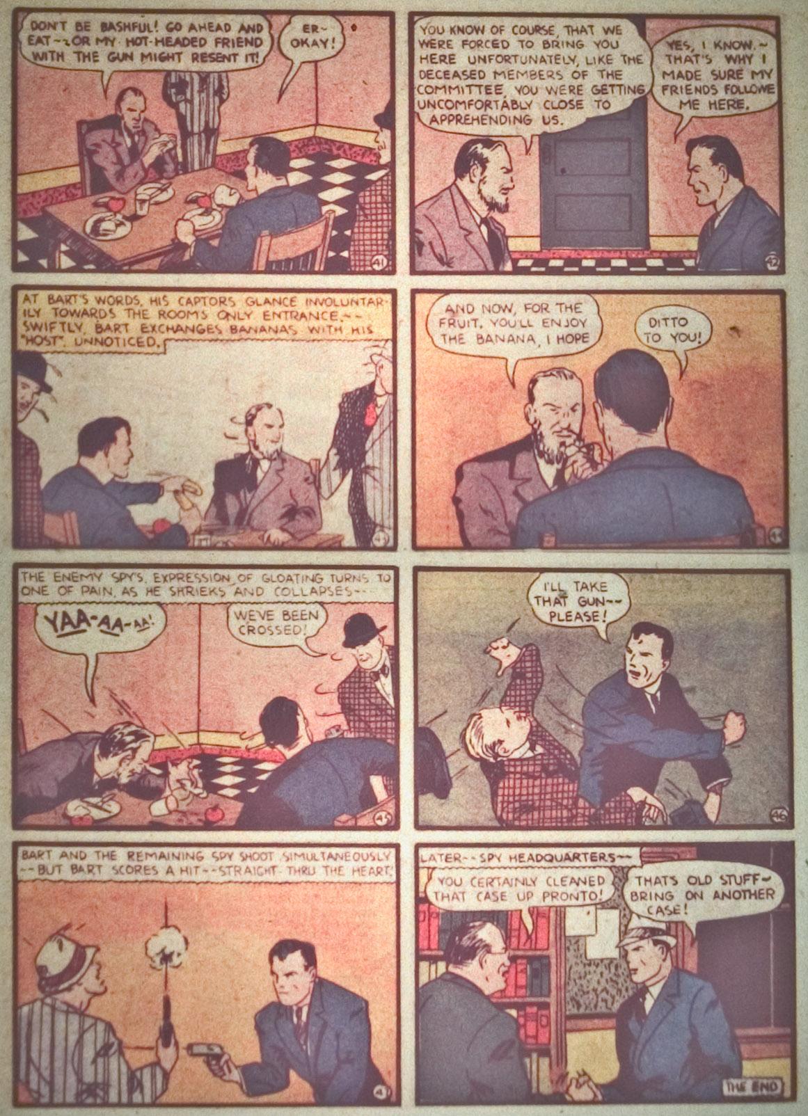 Read online Detective Comics (1937) comic -  Issue #27 - 28