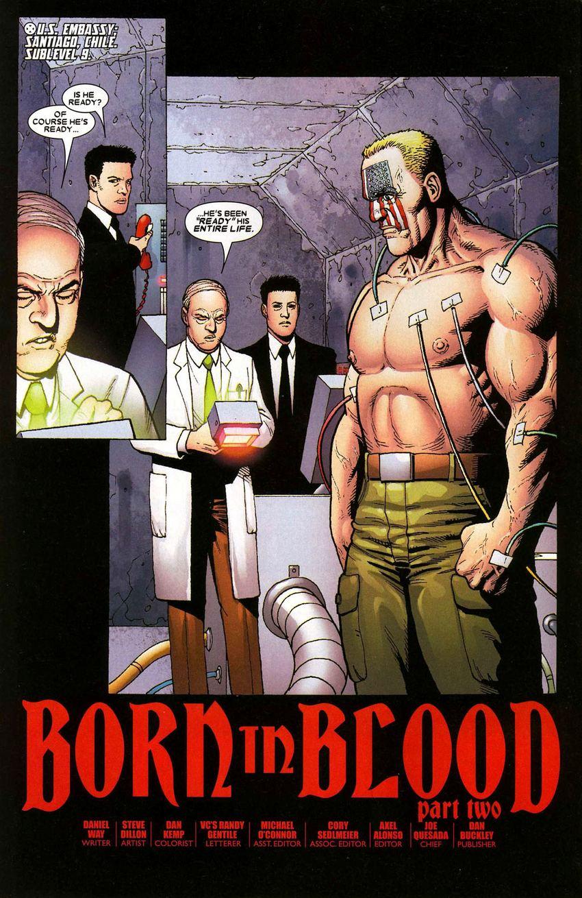 Read online Wolverine: Origins comic -  Issue #2 - 5