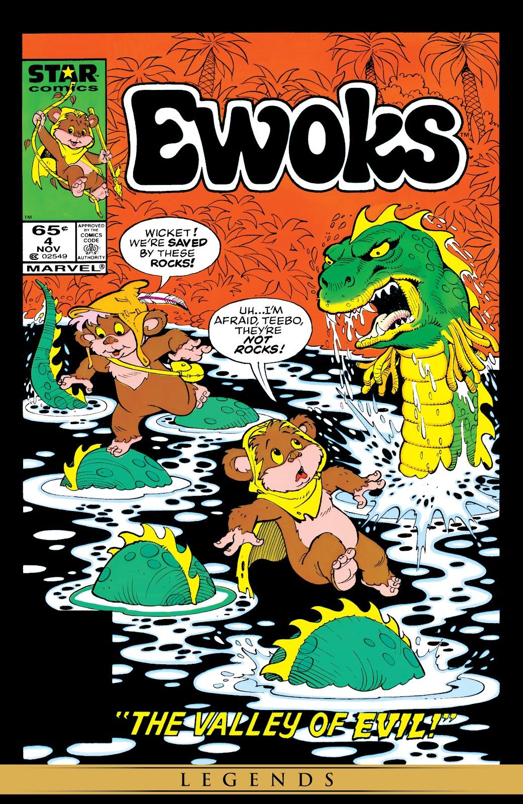 Ewoks 4 Page 1