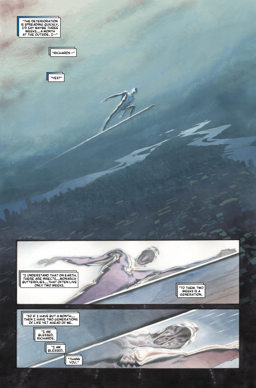 Read online Silver Surfer: Requiem comic -  Issue #1 - 23