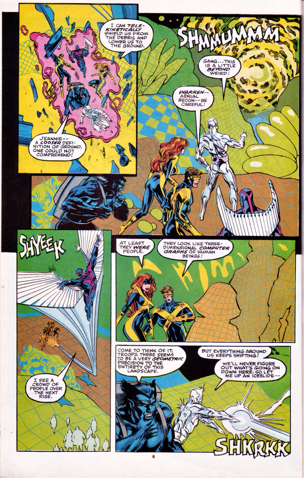 Read online X-Factor (1986) comic -  Issue # _ Annual 6 - 5