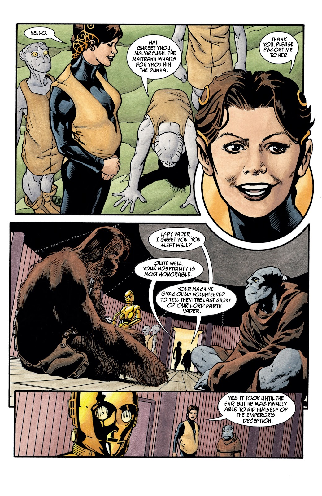 Read online Star Wars Legends: The New Republic - Epic Collection comic -  Issue # TPB 4 (Part 3) - 5