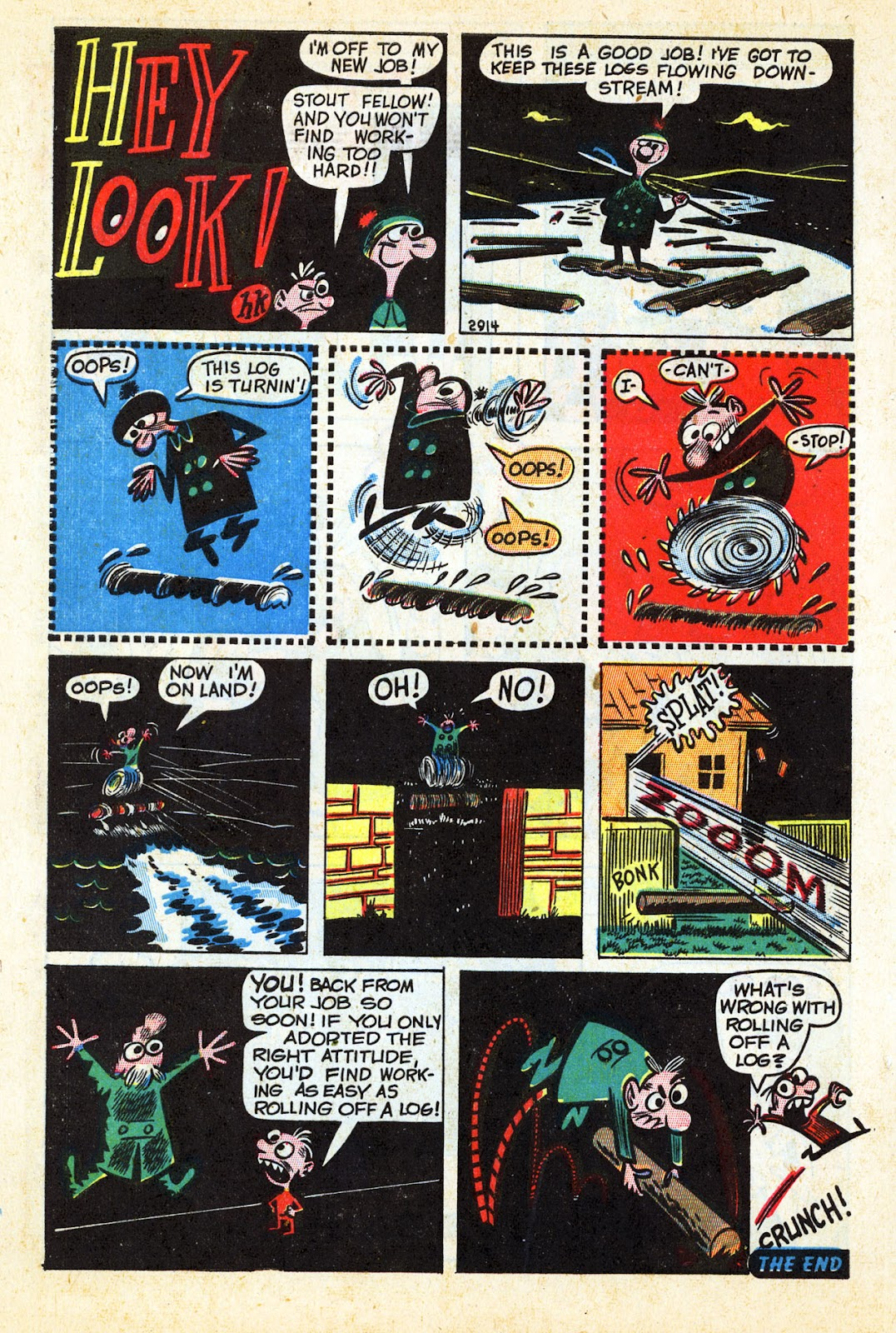 Georgie Comics (1945) issue 17 - Page 12