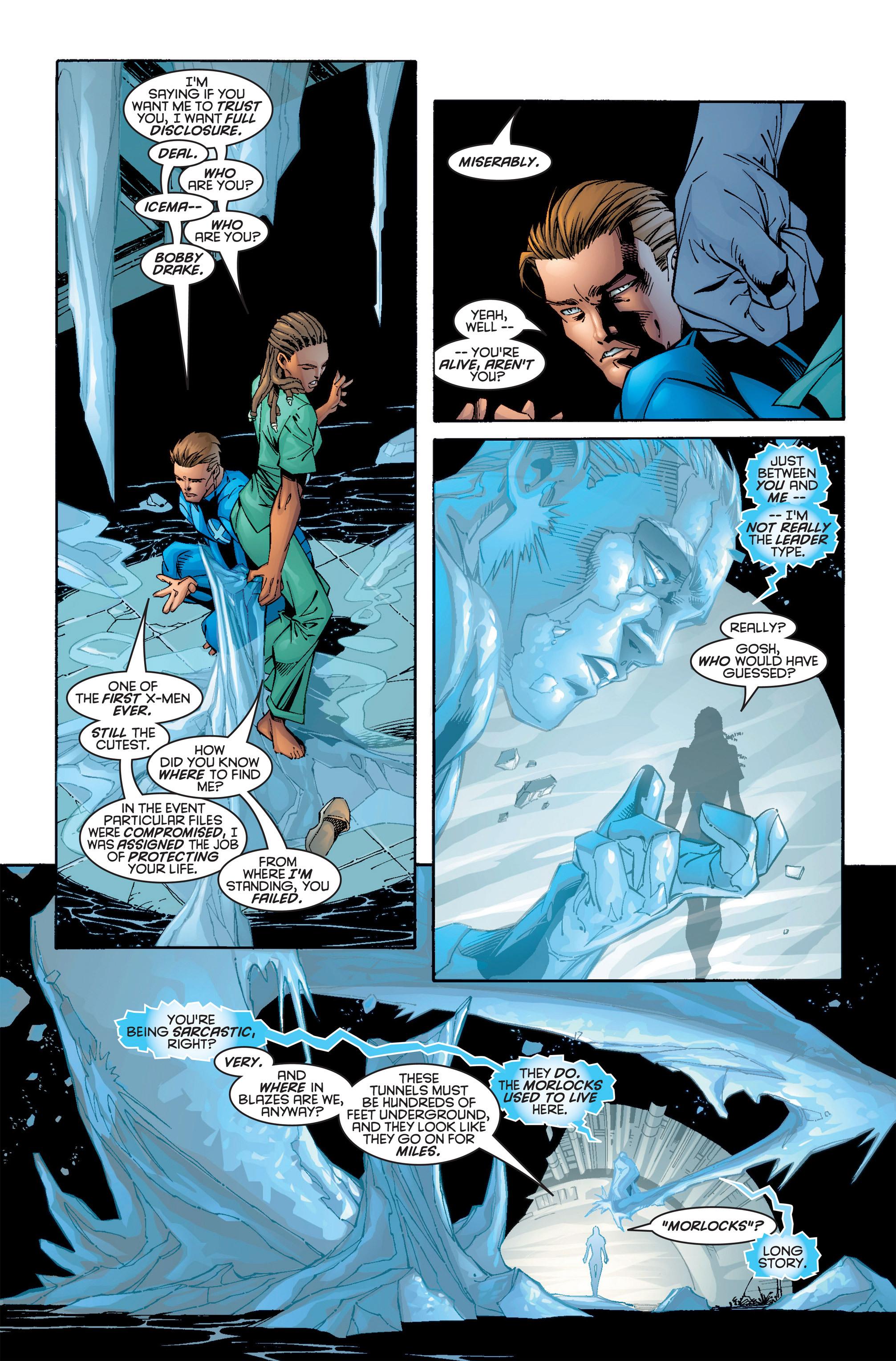 X-Men (1991) 66 Page 19