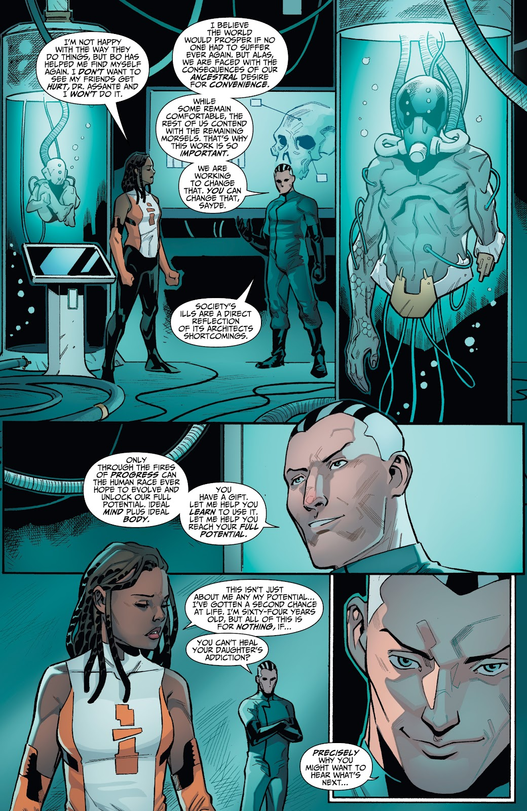 Read online Incidentals comic -  Issue #18 - 3