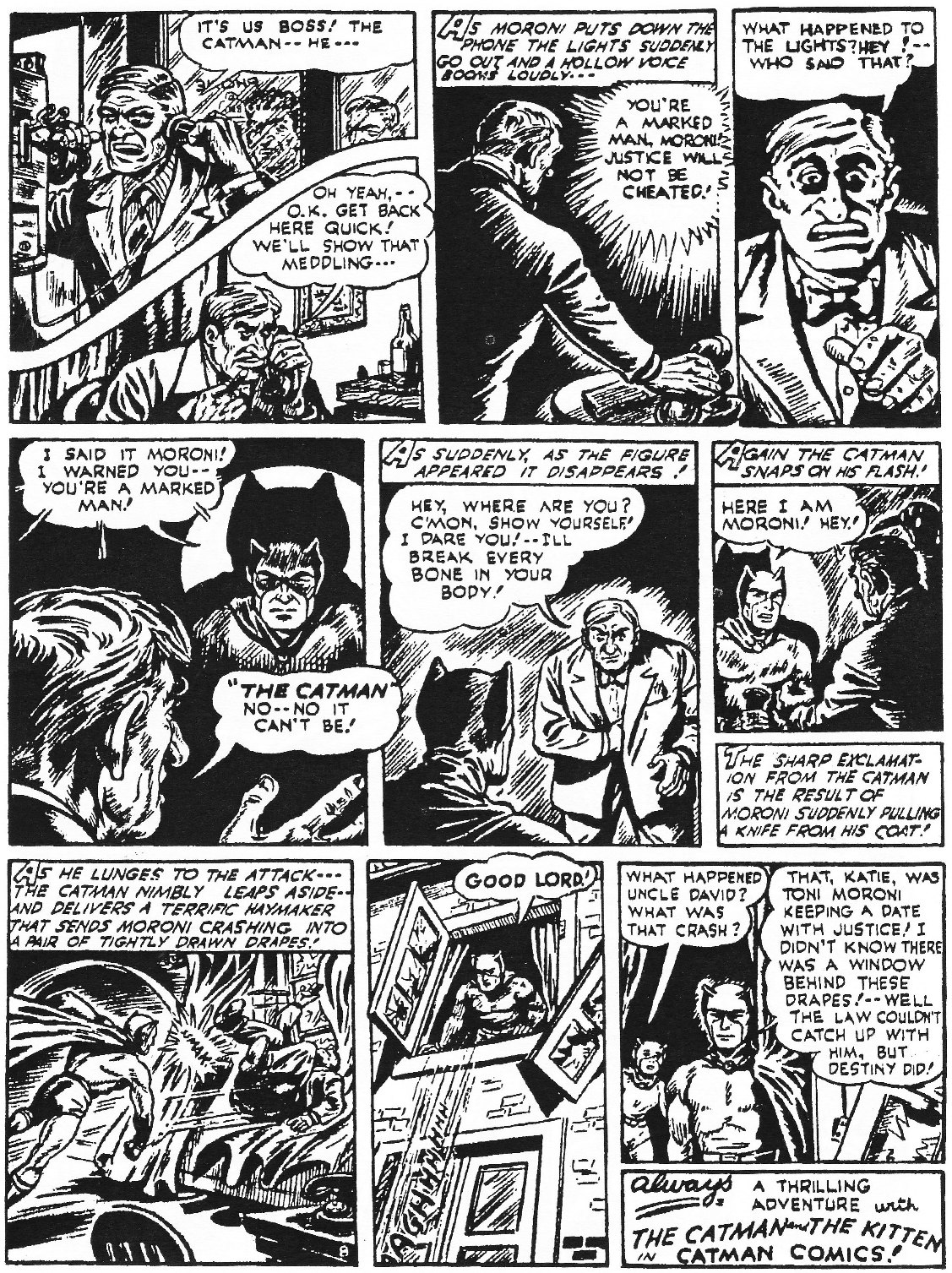 Read online Men of Mystery Comics comic -  Issue #70 - 11