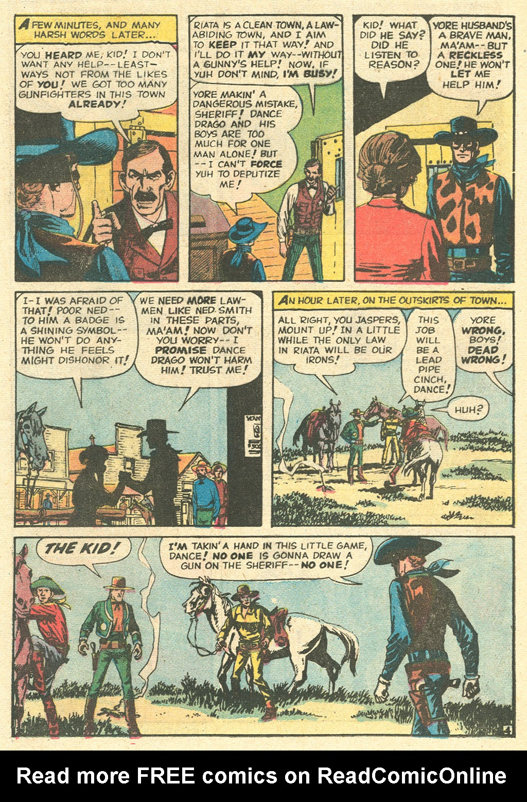Read online Two-Gun Kid comic -  Issue #99 - 17