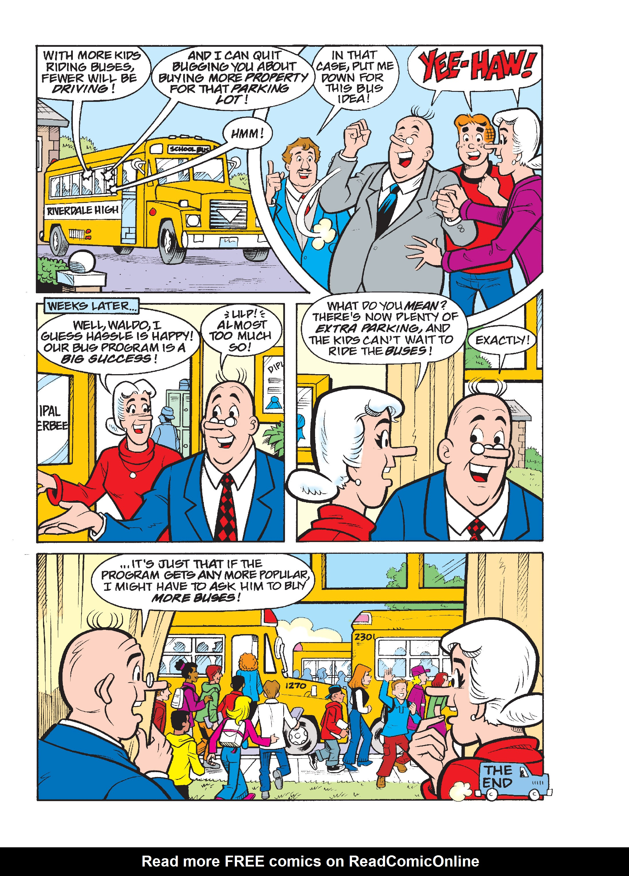 Read online Archie's Funhouse Double Digest comic -  Issue #17 - 66