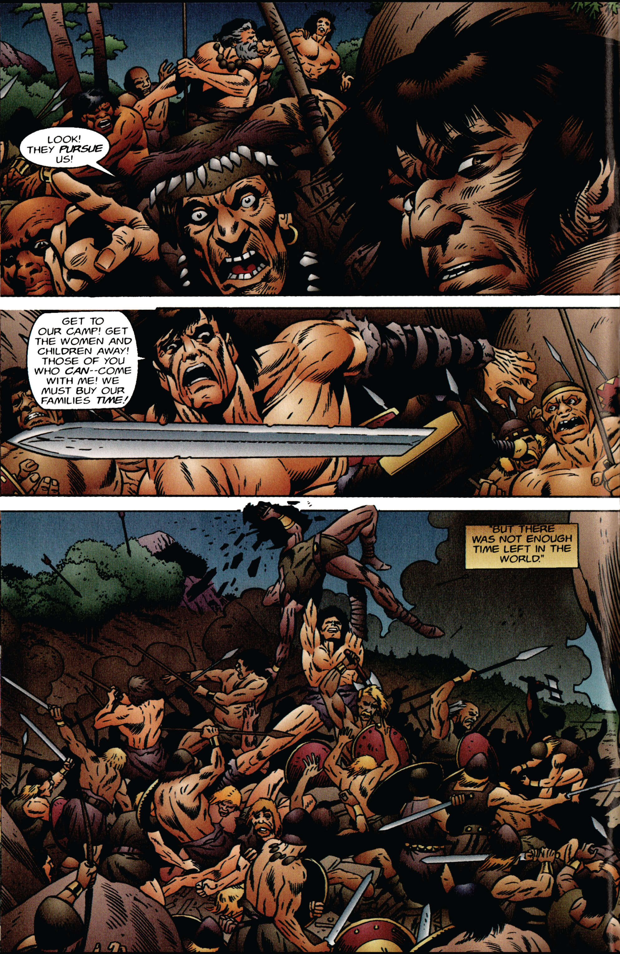 Read online Eternal Warrior (1992) comic -  Issue #40 - 6