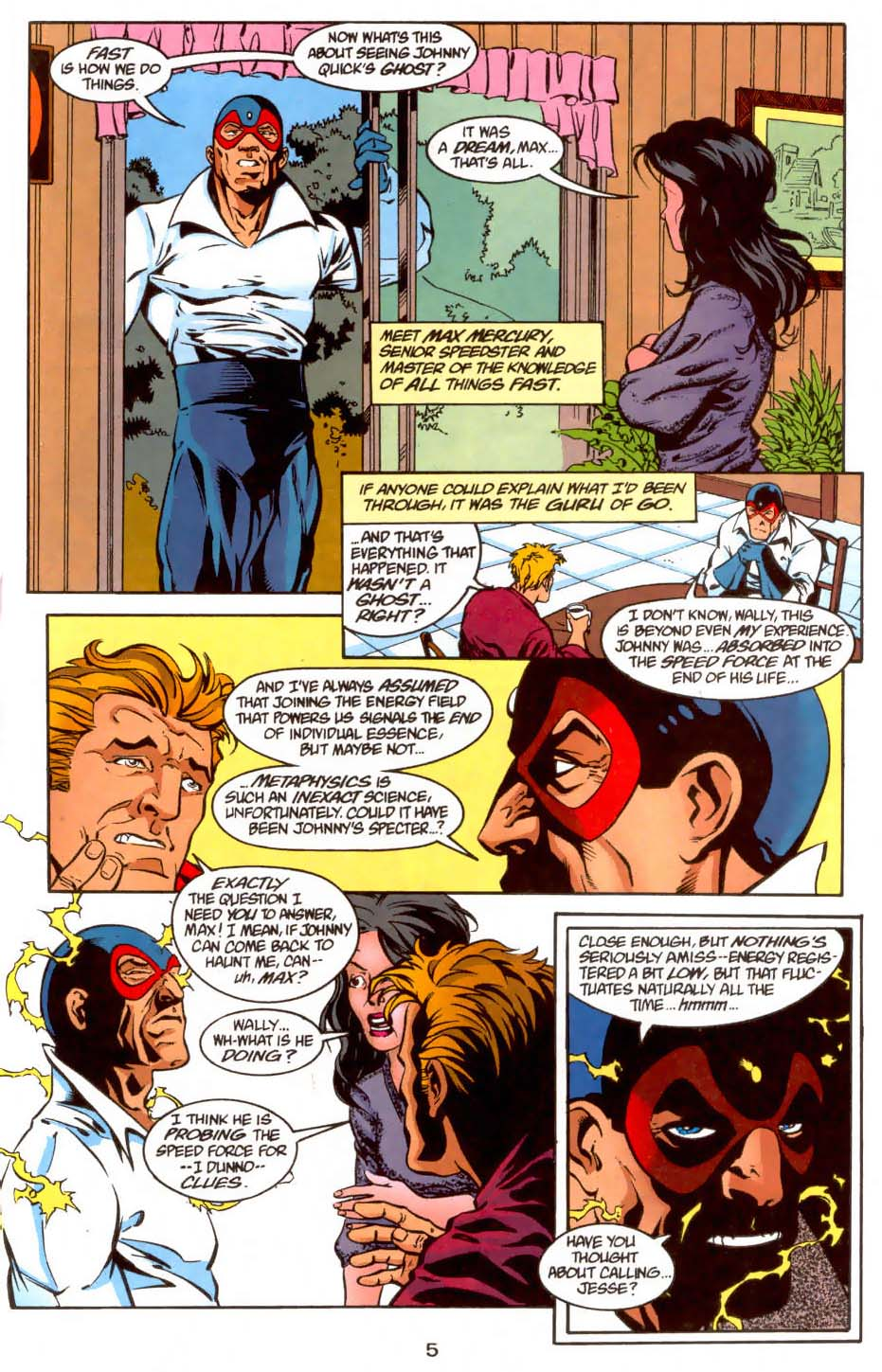 Read online The Flash (1987) comic -  Issue # _Annual 11 - 6