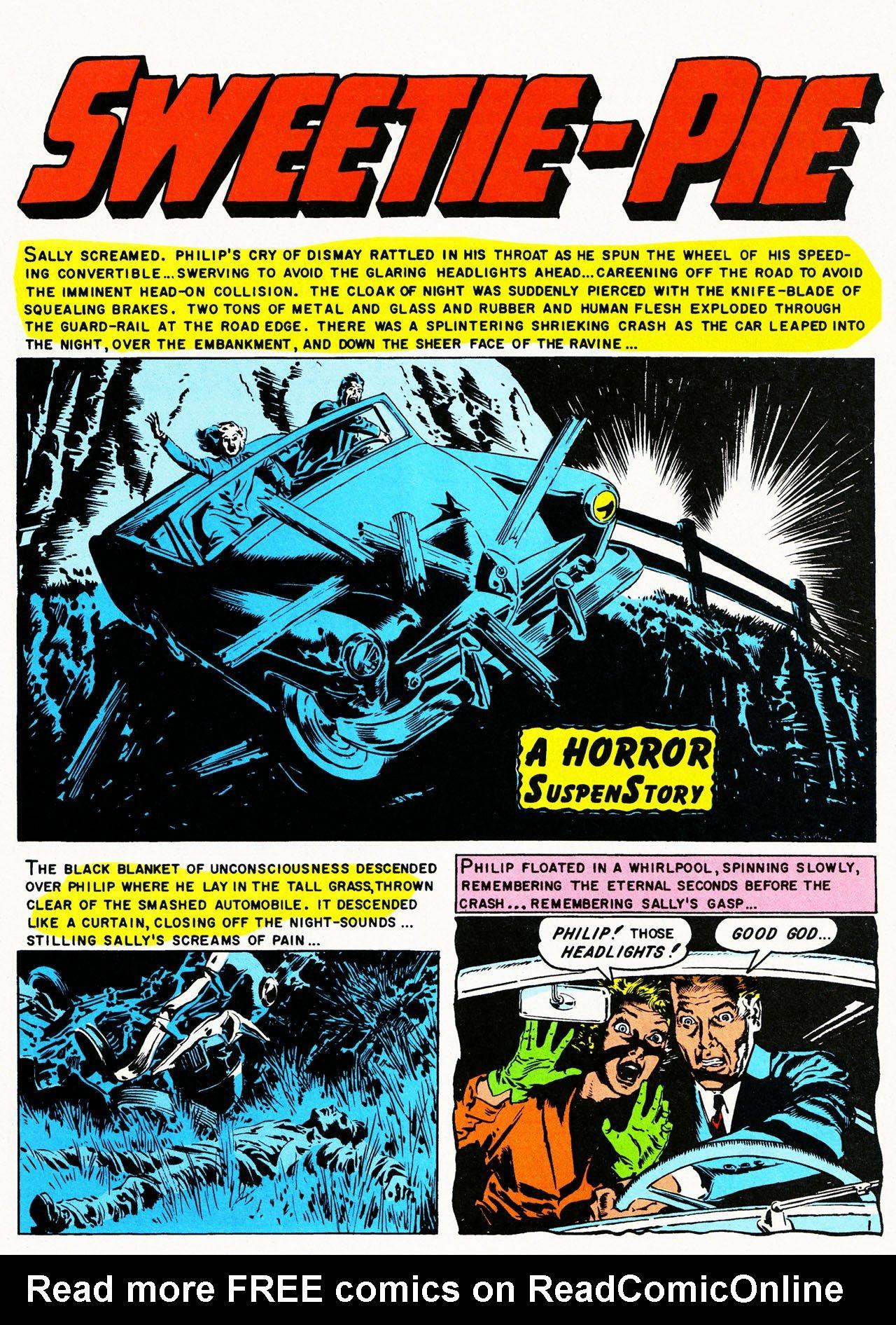 Read online Shock SuspenStories comic -  Issue #10 - 27