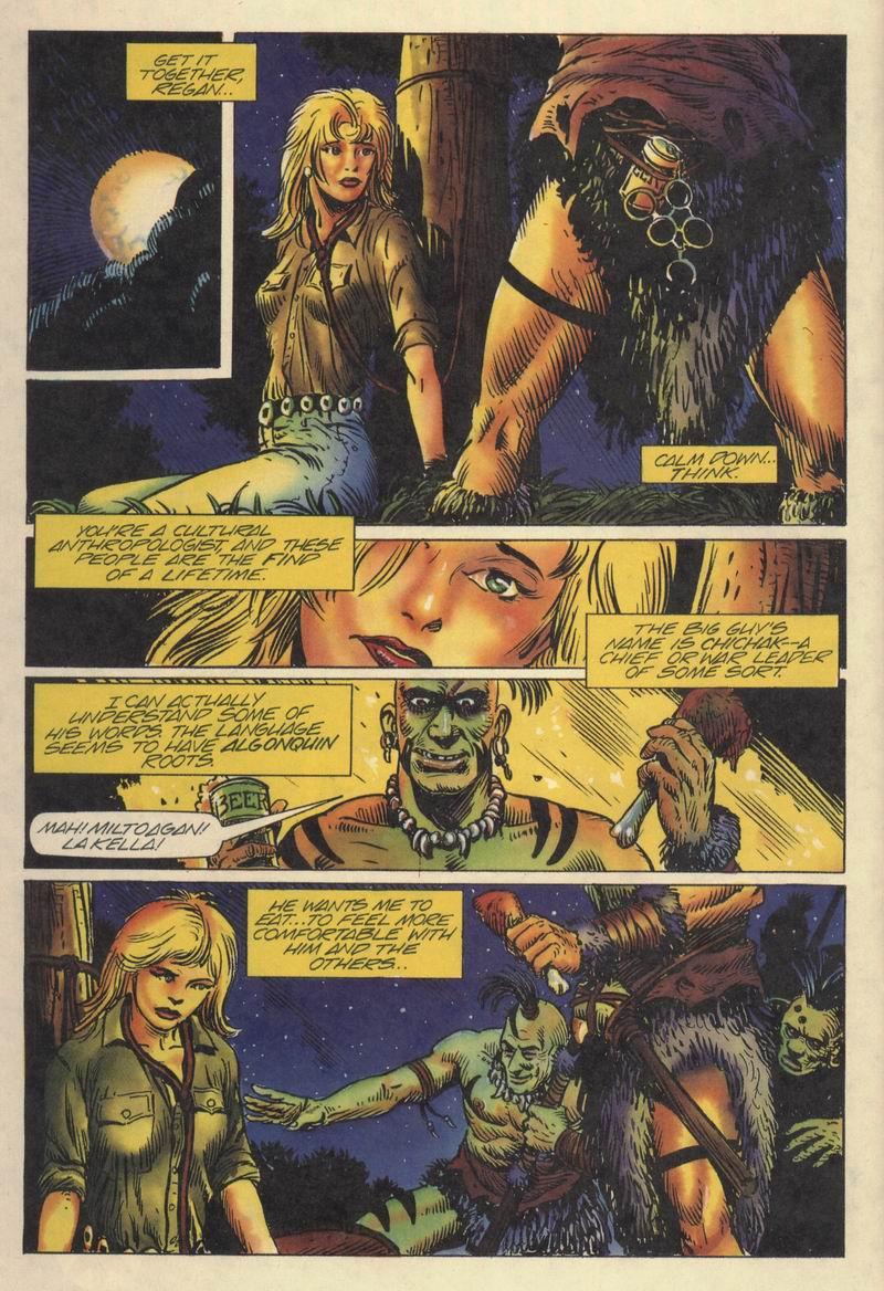 Read online Turok, Dinosaur Hunter (1993) comic -  Issue #8 - 17