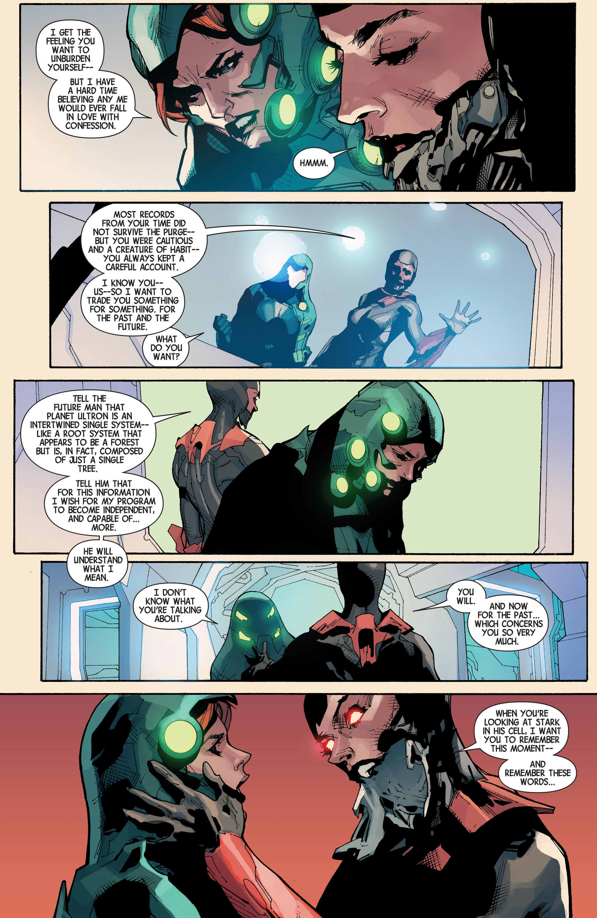 Read online Avengers (2013) comic -  Issue #31 - 18