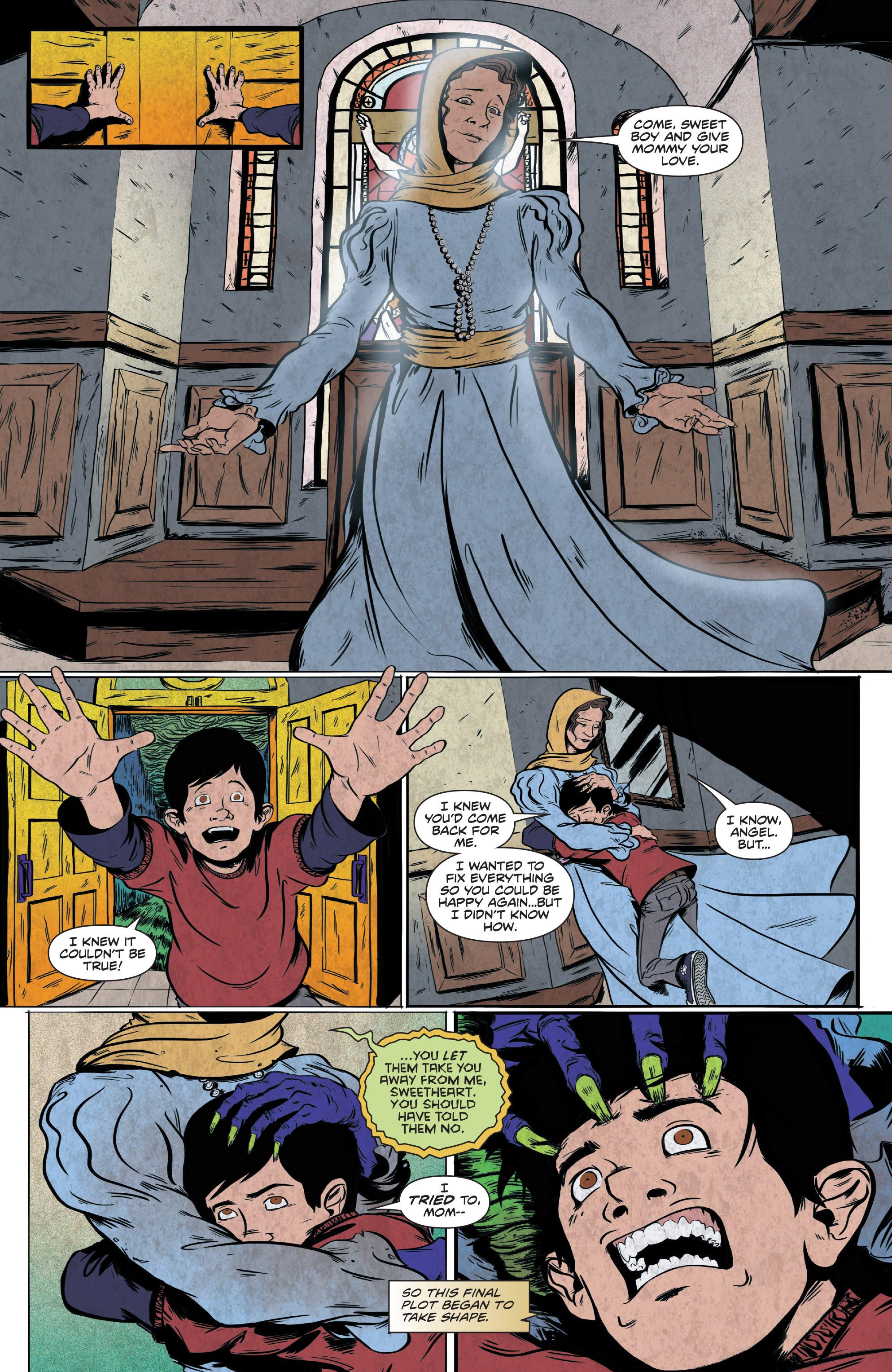 Read online Translucid comic -  Issue #5 - 23