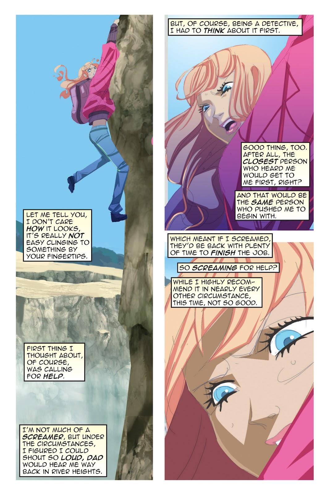 Read online Nancy Drew comic -  Issue #19 - 12