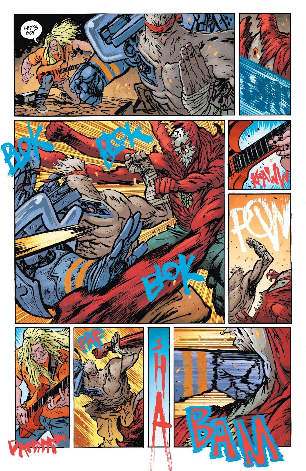 Read online Murder Falcon comic -  Issue #8 - 11