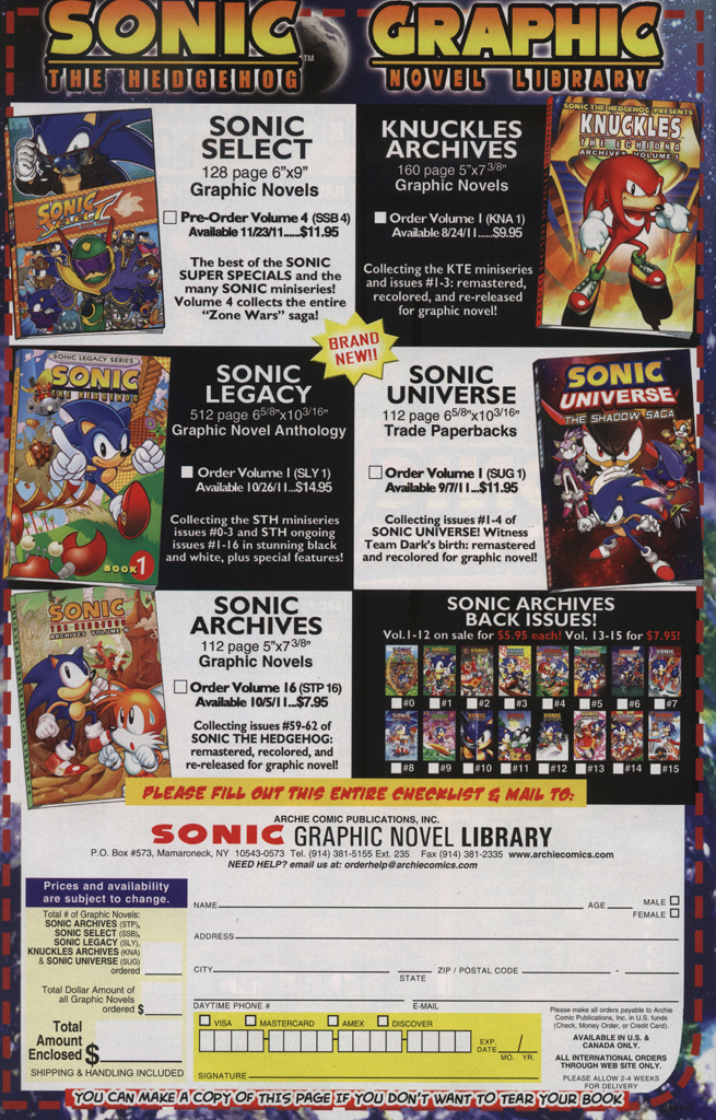 Read online Sonic Universe comic -  Issue #34 - 26