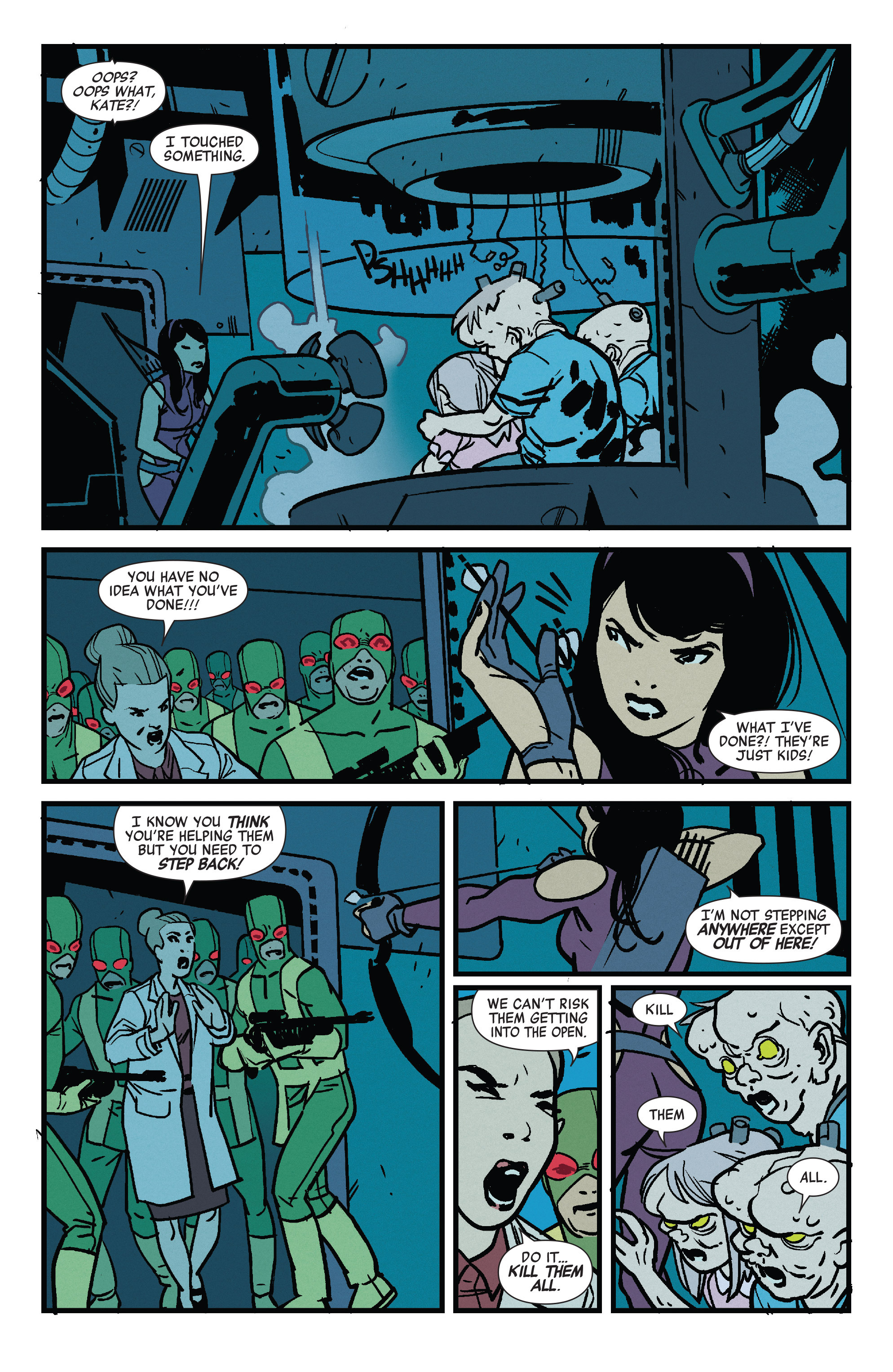 Read online All-New Hawkeye (2015) comic -  Issue #2 - 8
