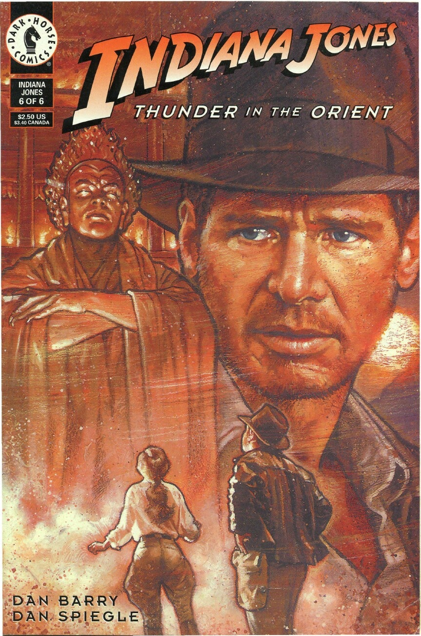 Indiana Jones: Thunder in the Orient 6 Page 1