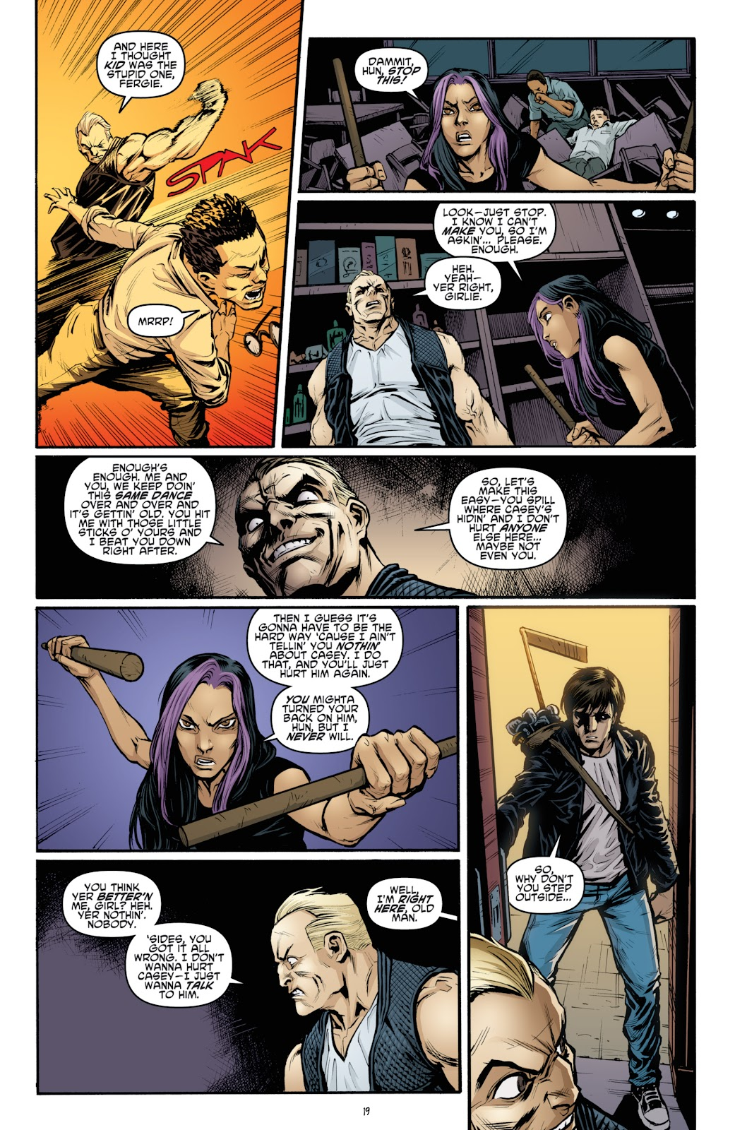 Read online Teenage Mutant Ninja Turtles: The IDW Collection comic -  Issue # TPB 4 (Part 3) - 26
