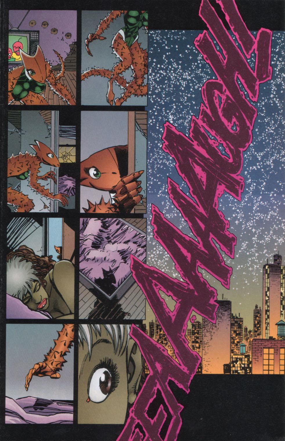 The Savage Dragon (1993) Issue #22 #25 - English 16