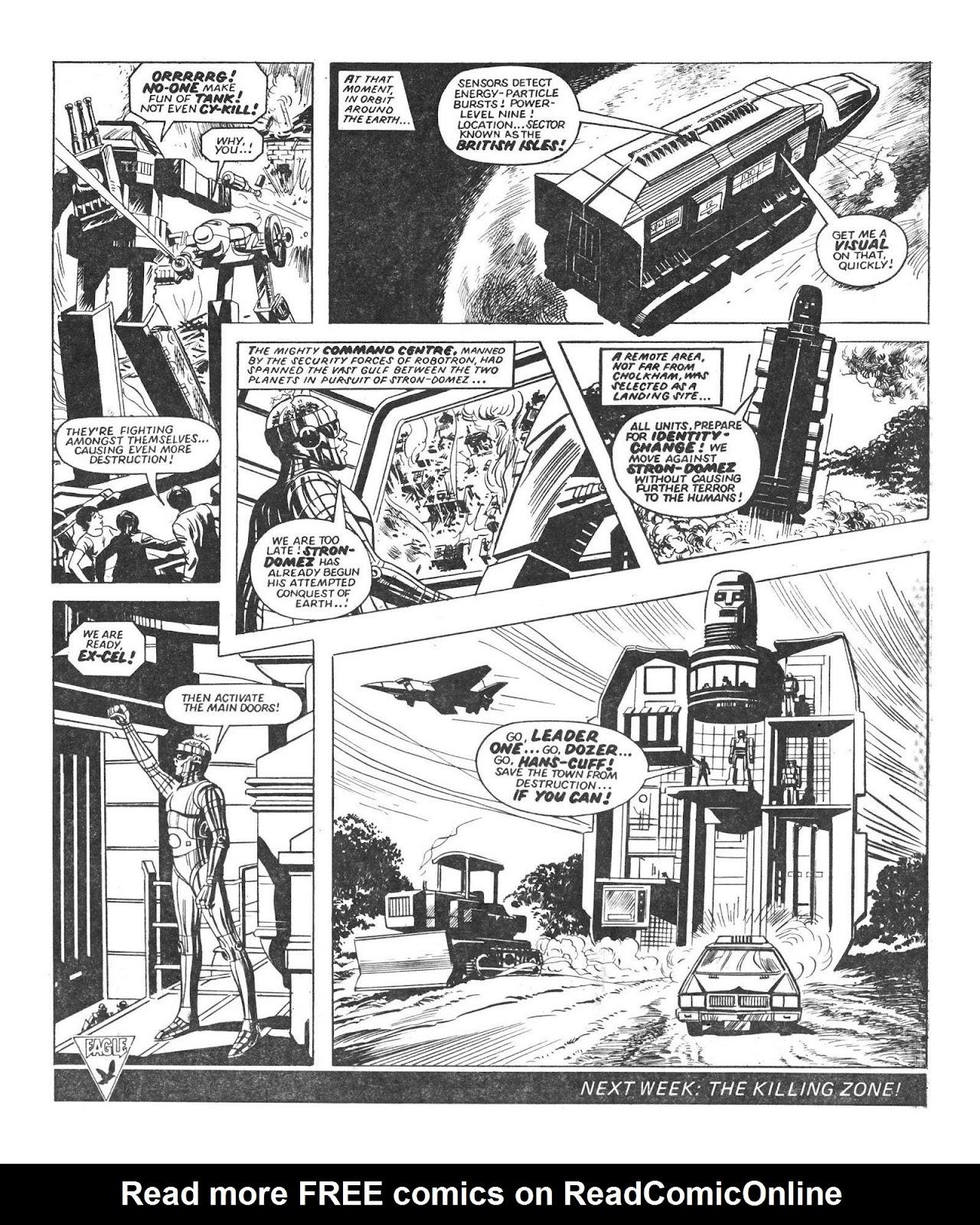 Read online Robo Machines comic -  Issue # TPB - 20