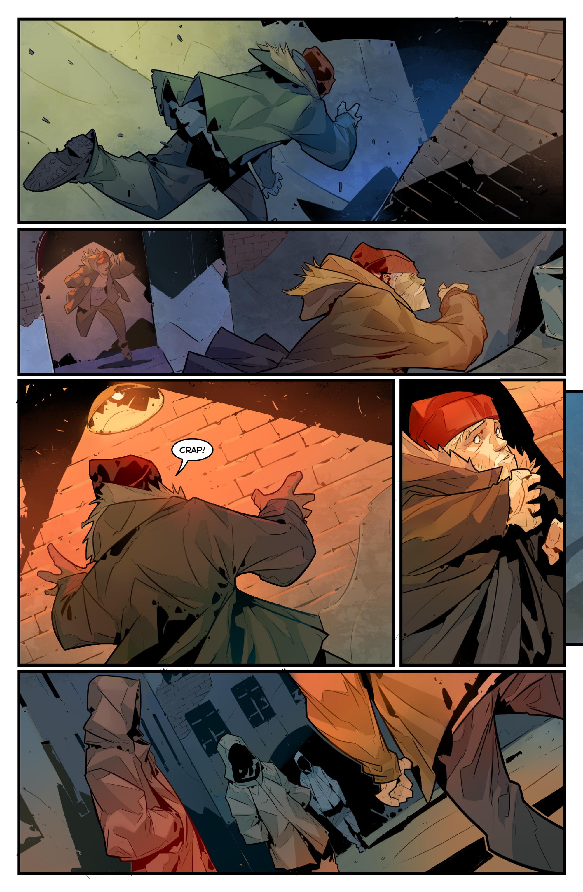 Read online Igor Grom comic -  Issue #4 - 5