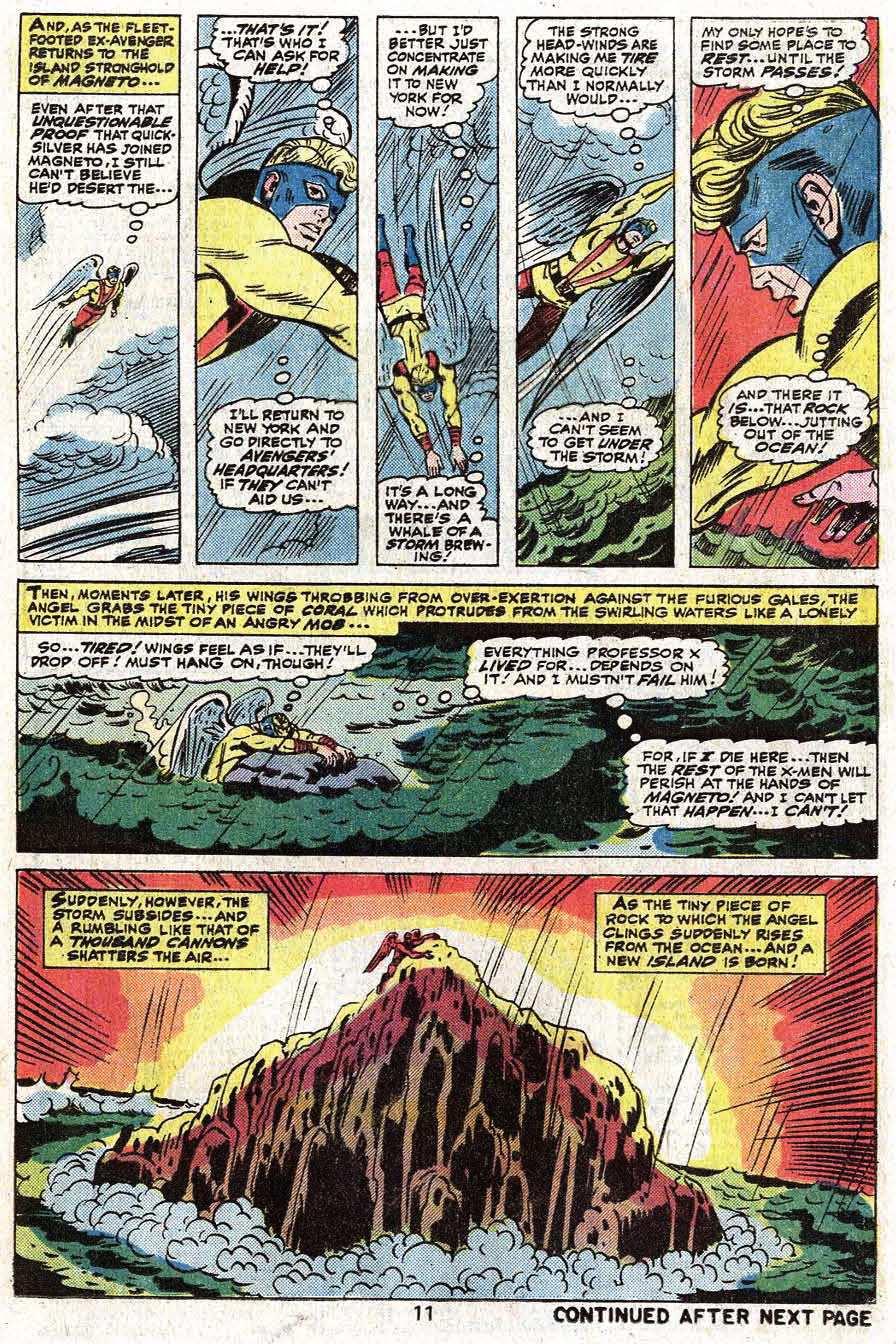 Read online Uncanny X-Men (1963) comic -  Issue #92 - 13