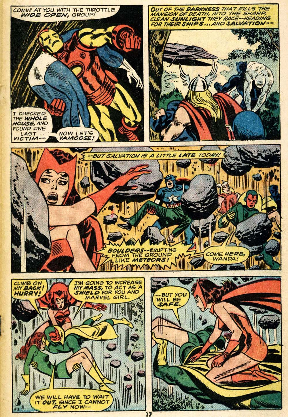 The Avengers (1963) 110 Page 12