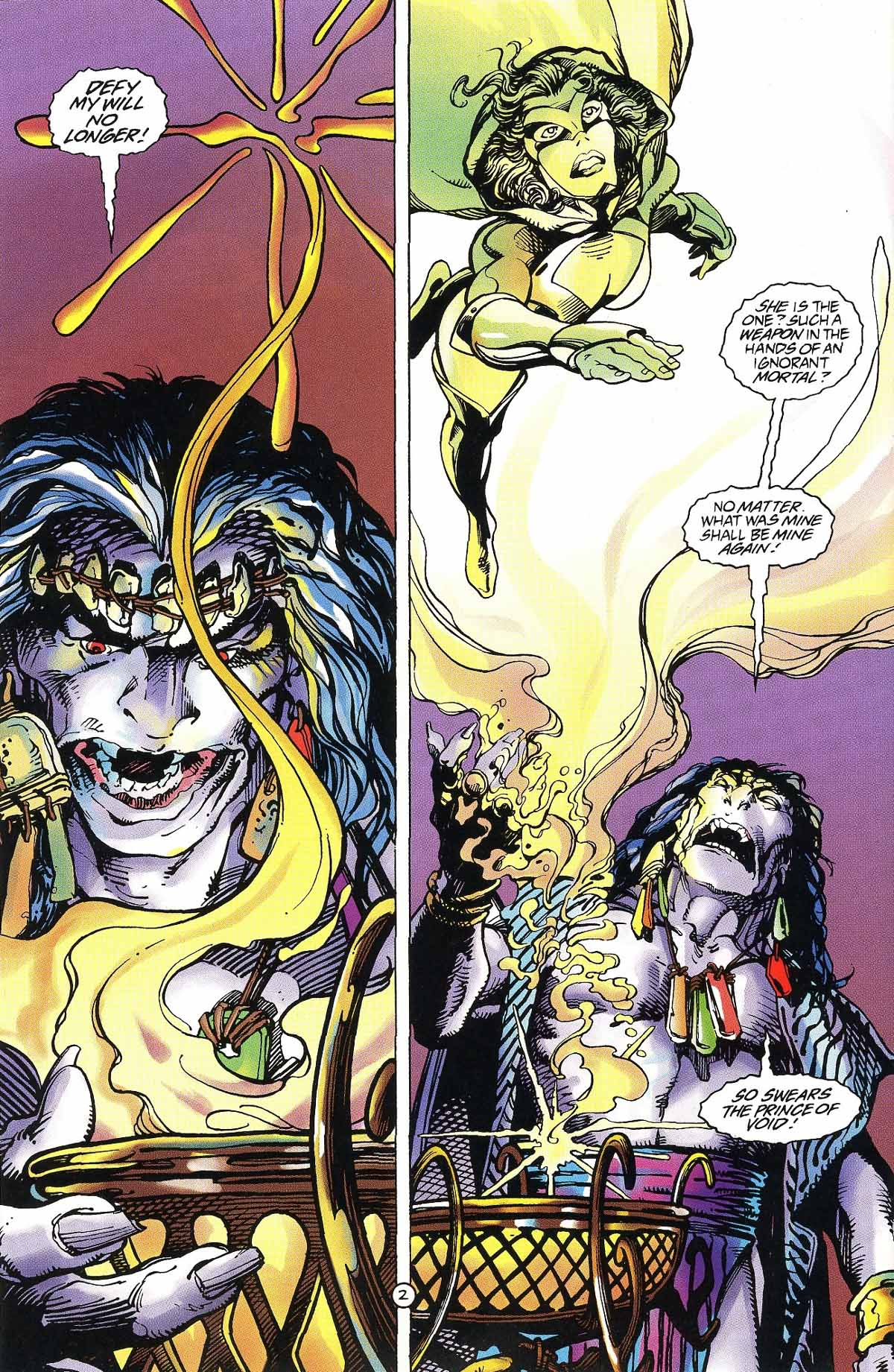 Read online Rune (1994) comic -  Issue #6 - 4