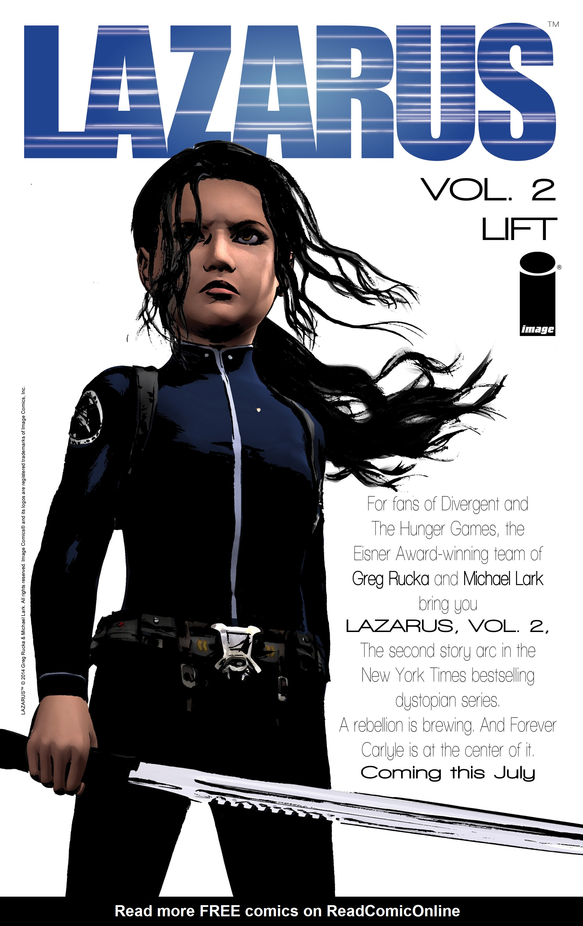 Read online Great Pacific comic -  Issue #16 - 26