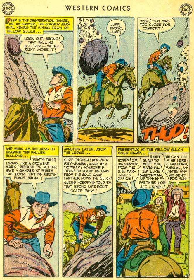 Western Comics issue 25 - Page 40