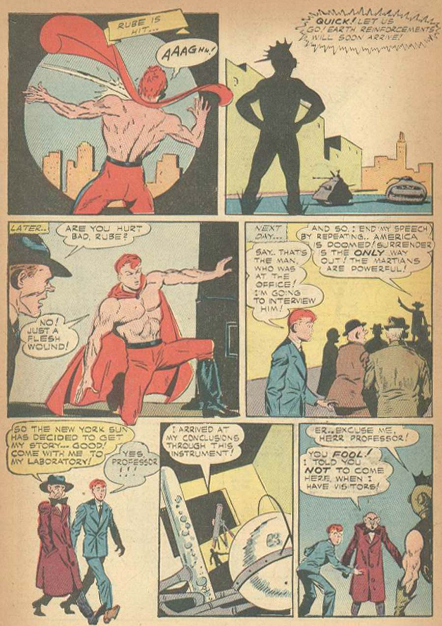 Zip Comics issue 47 - Page 45