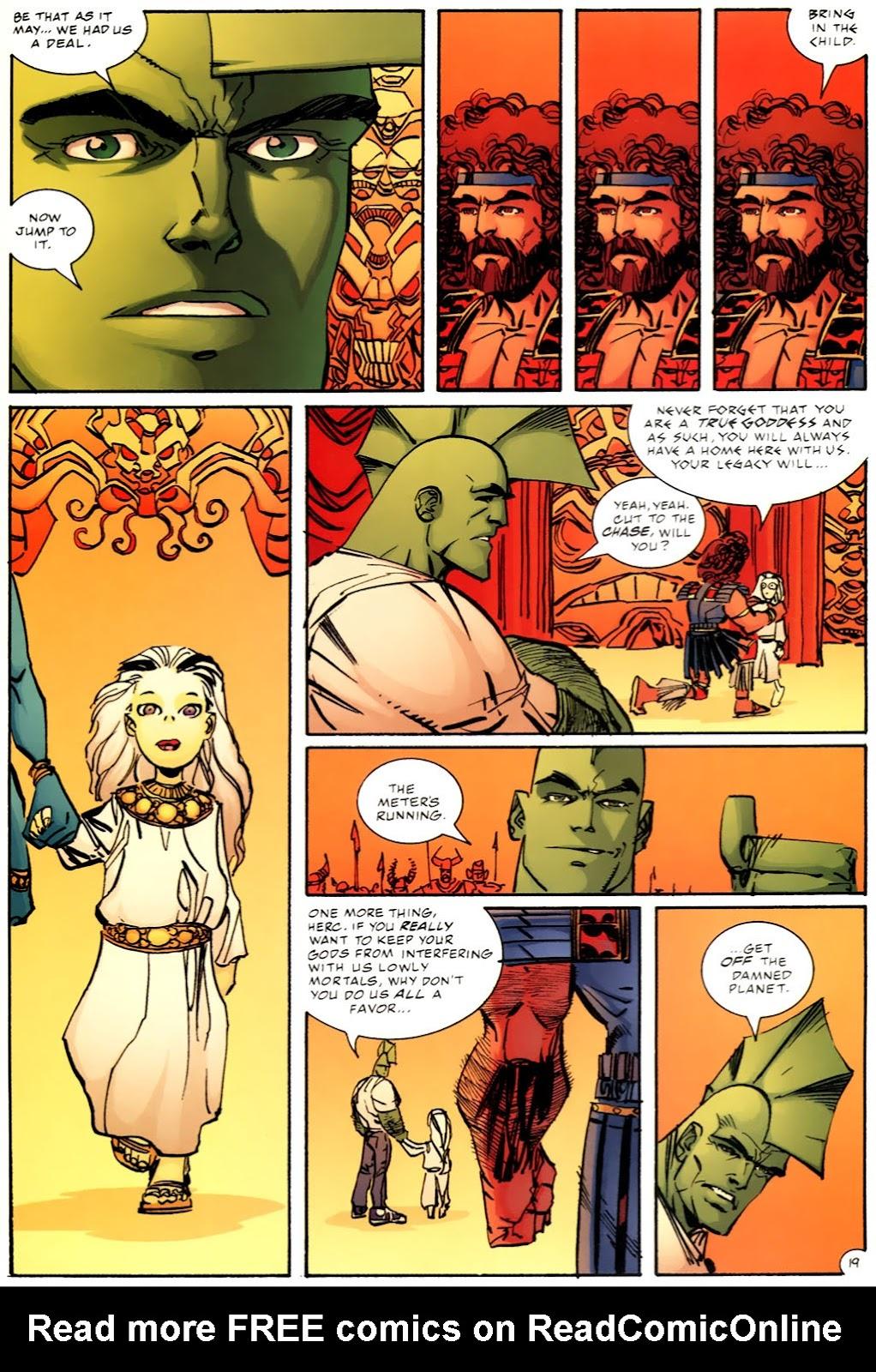 The Savage Dragon (1993) Issue #97 #100 - English 20