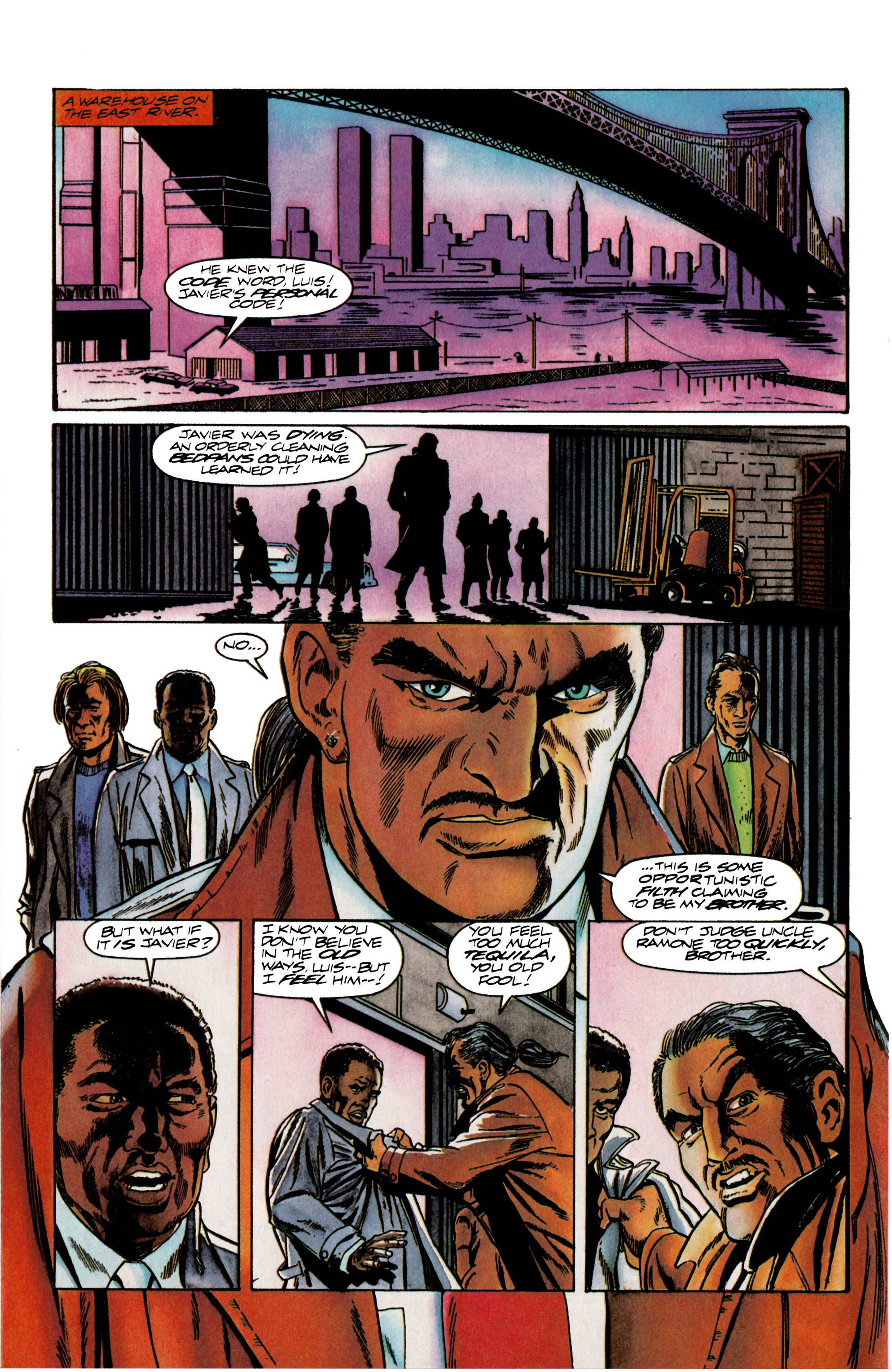 Read online Eternal Warrior (1992) comic -  Issue #13 - 11