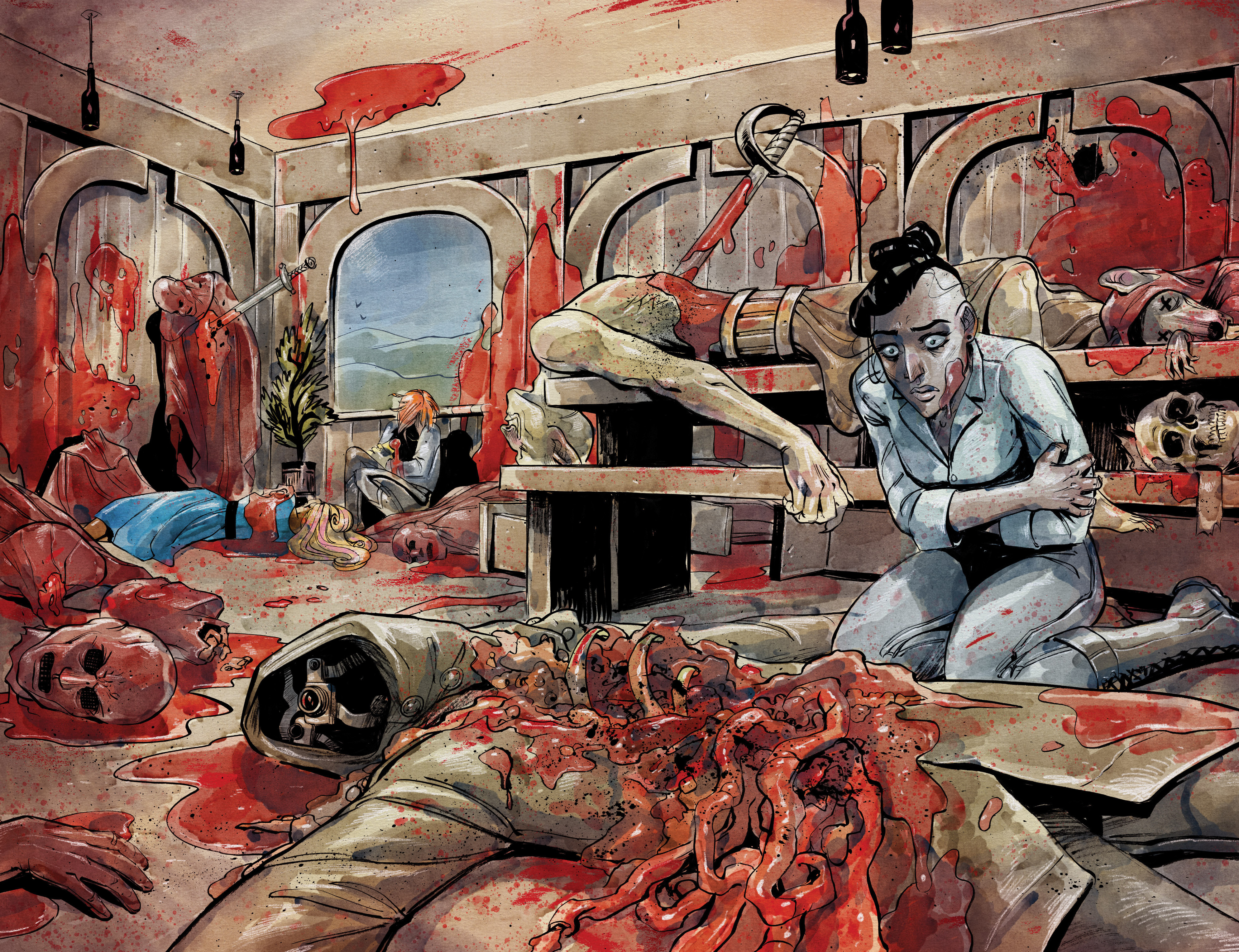 Read online Shutter comic -  Issue #22 - 19