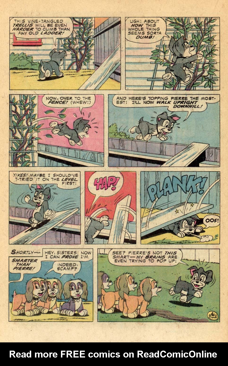 Walt Disney's Comics and Stories issue 420 - Page 16