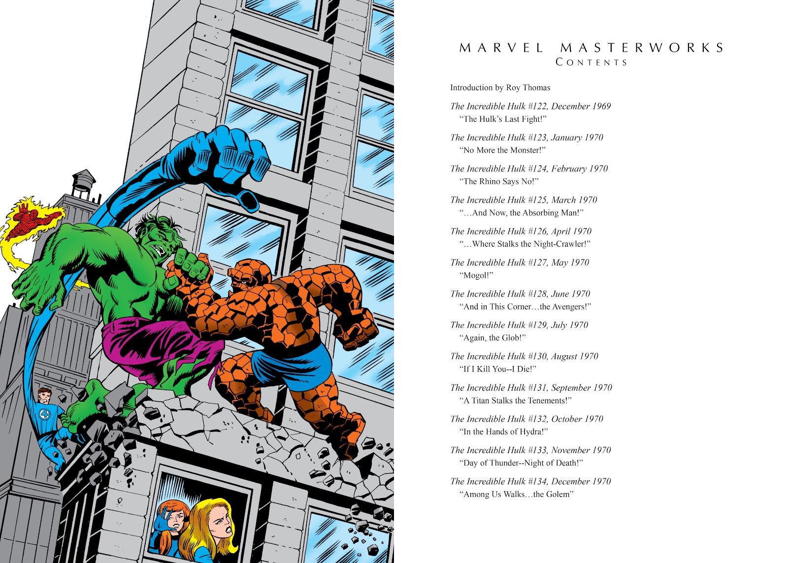Read online Marvel Masterworks: The Incredible Hulk comic -  Issue # TPB 6 (Part 1) - 4