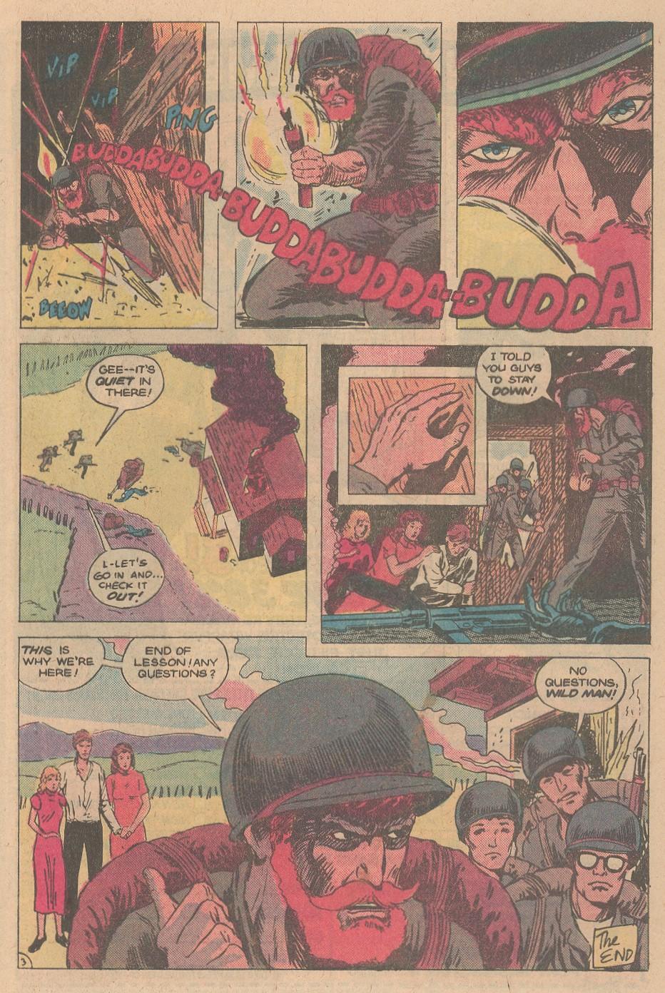 Read online Sgt. Rock comic -  Issue #353 - 27