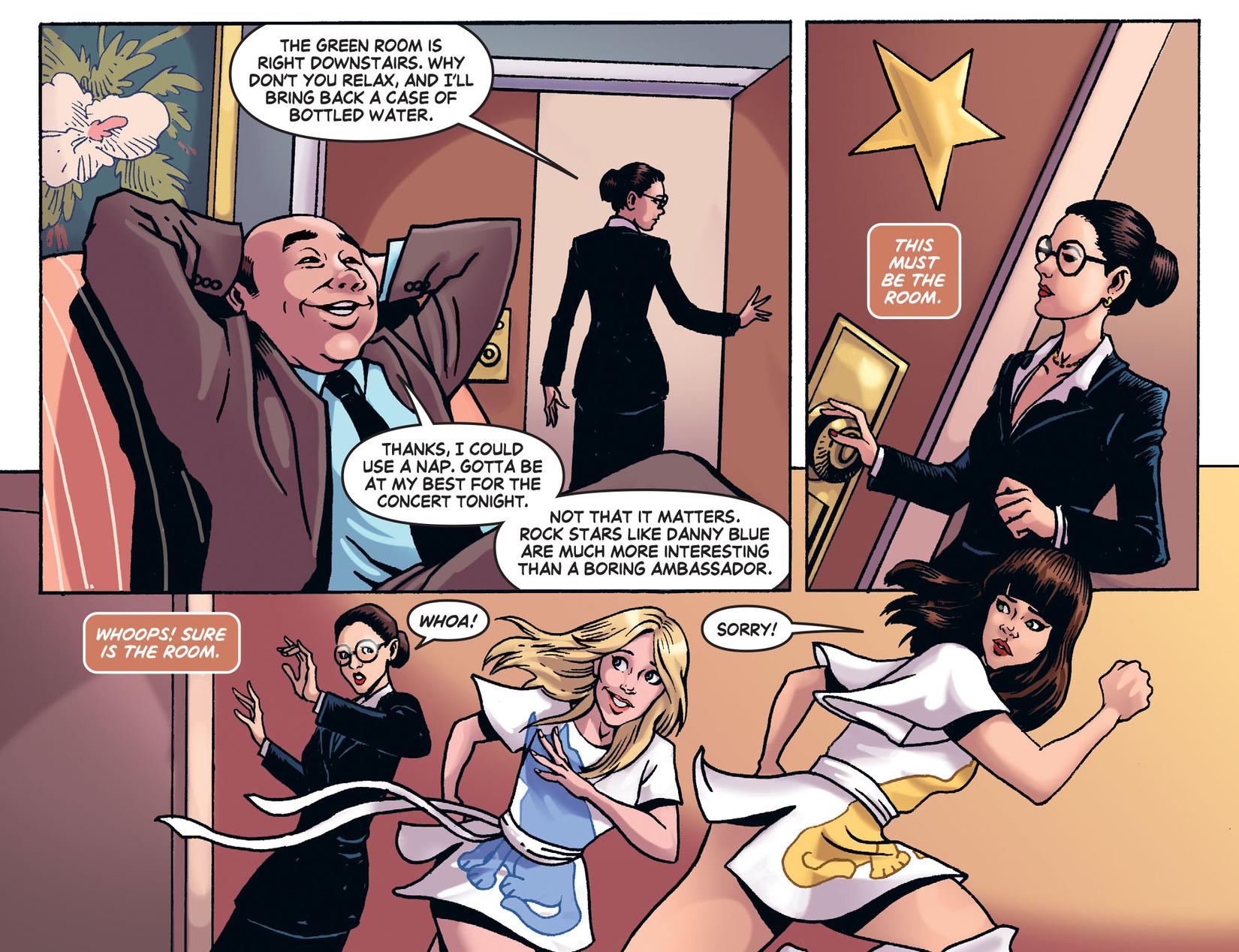Read online Wonder Woman '77 [I] comic -  Issue #25 - 6