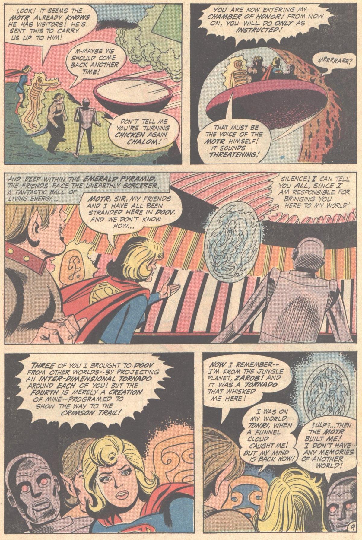 Read online Adventure Comics (1938) comic -  Issue #394 - 13