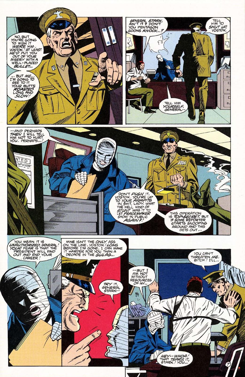 Vigilante (1983) issue 43 - Page 9