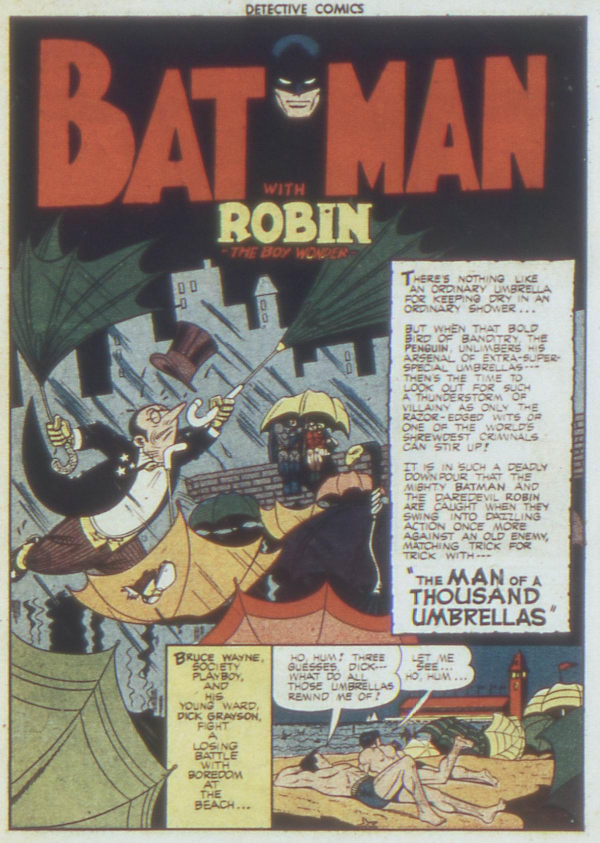 Read online Detective Comics (1937) comic -  Issue #87 - 3