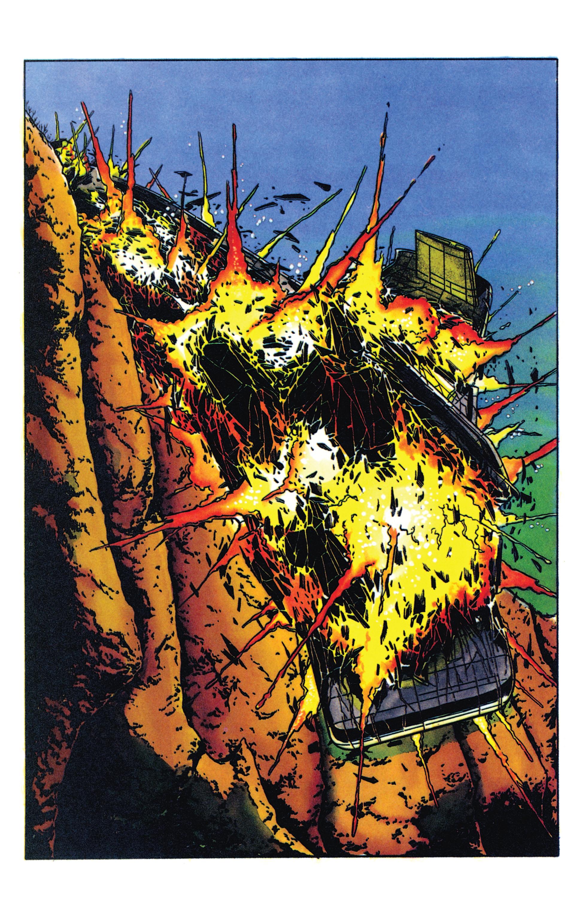 Read online Armorines comic -  Issue #2 - 20