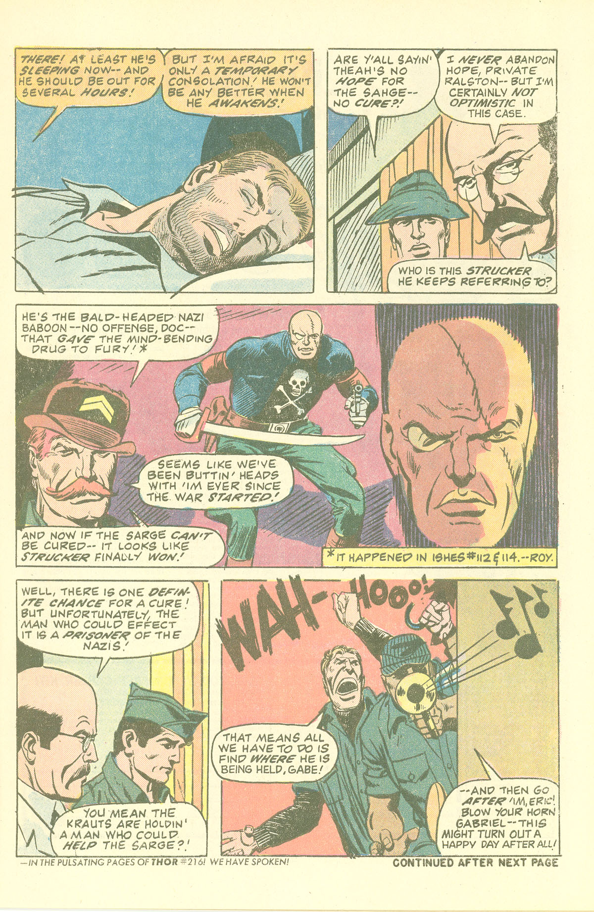 Read online Sgt. Fury comic -  Issue #115 - 5