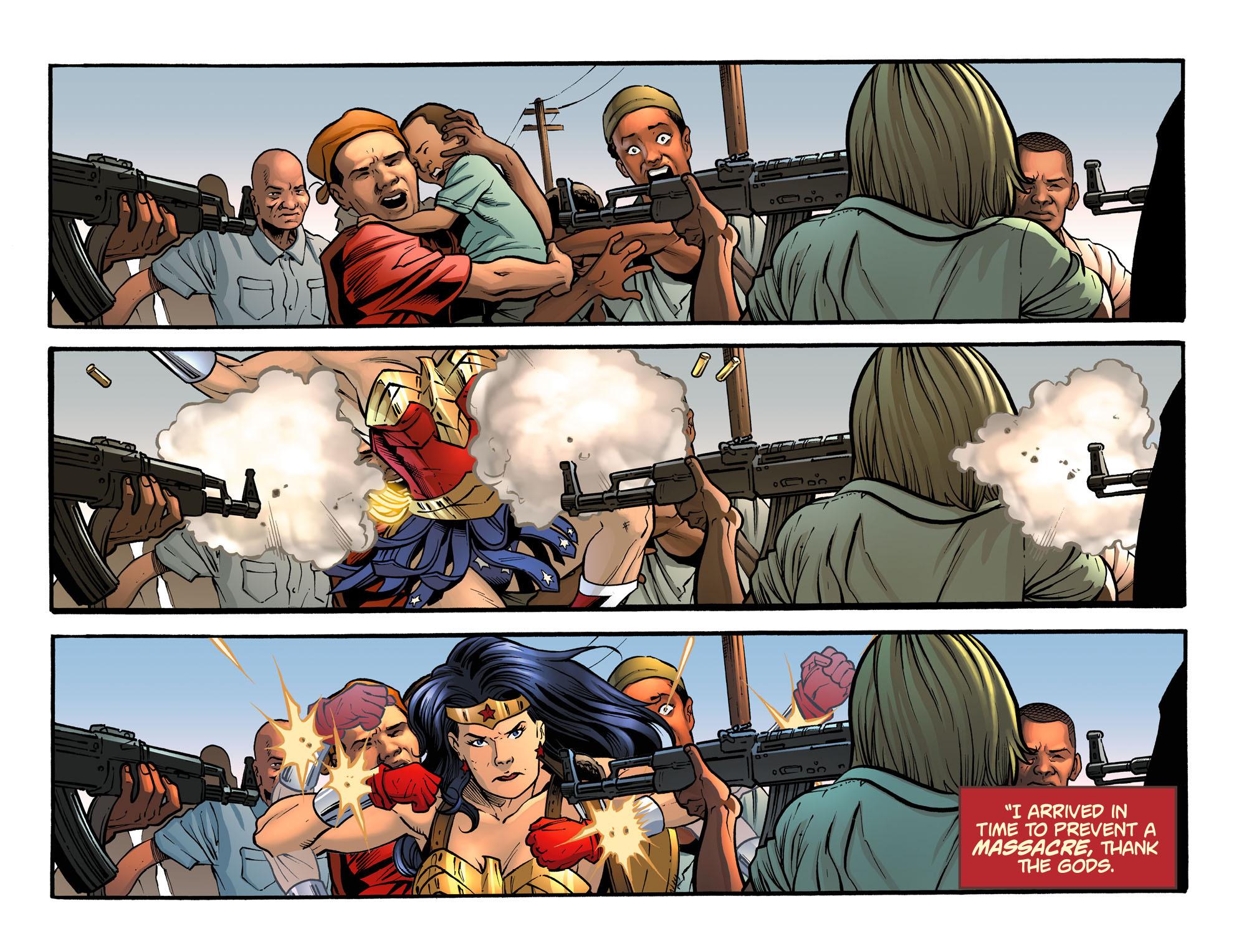 Read online Sensation Comics Featuring Wonder Woman comic -  Issue #33 - 11